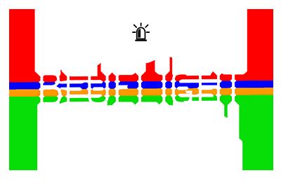 Blue Light Cycling Club